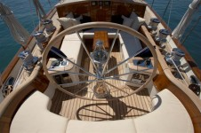 Sailing yacht KEALOHA -  Deckhouse 2